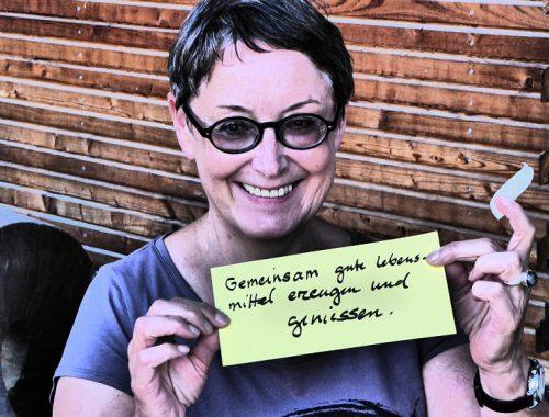 Marlene Hinterwinkler Genussgemeinschaft Städter und Bauern