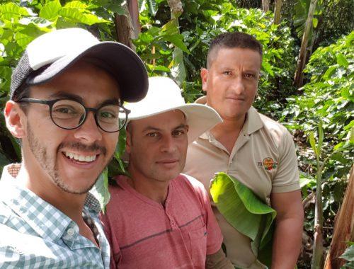 Nico und Don Roberto El Bueyerito